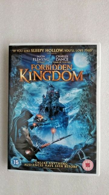 Forbidden Kingdom (DVD 2014) - NEW and SEALED